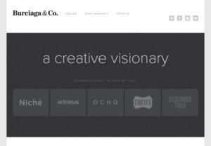 simple website design is easy for optimization