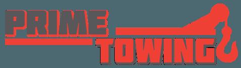 Prime Towing short logo